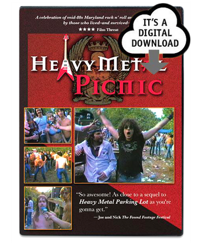 Heavy Metal Picnic - Digital Download