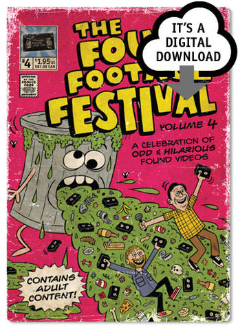 Found Footage Festival: Volume 4 - Digital Download