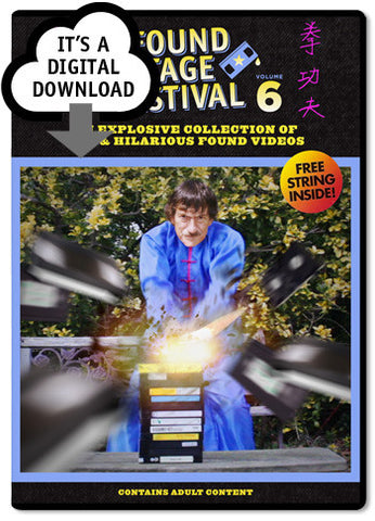 Found Footage Festival: Volume 6 - Digital Download