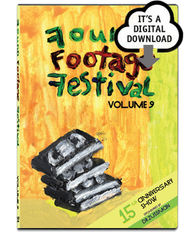 Found Footage Festival: Volume 9 - Digital Download