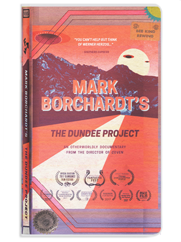 Mark Borchardt's The Dundee Project on VHS Limited Edition