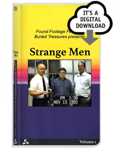 Strange Men - Digital Download
