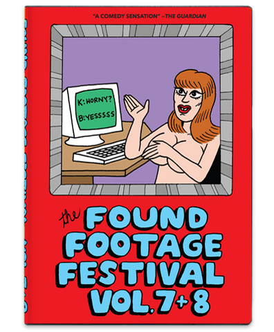 Found Footage Festival: Combo Volumes 7 & 8