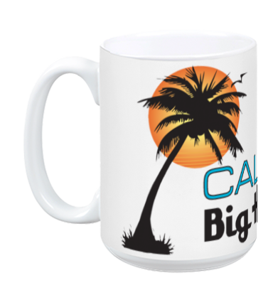 California Big Hunks Mug