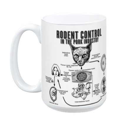 Rodent Control In The Pork Industry Mug