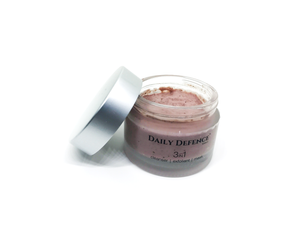 Face Exfoliant & Detoxifying Mousse - 50g