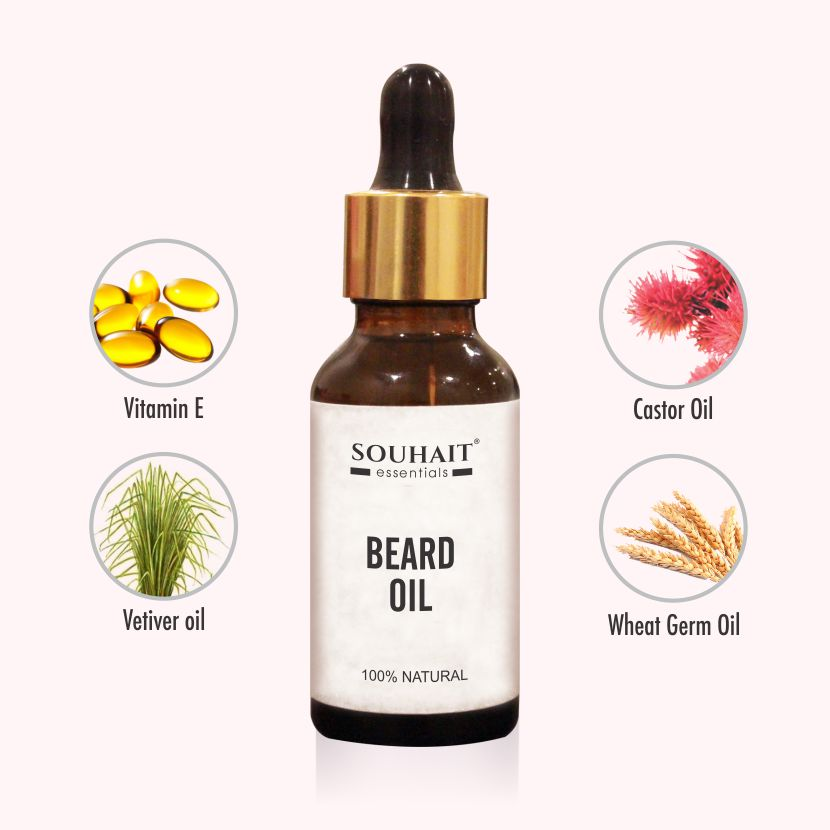 Huile a`Barbe/ Beard Oil - 100% Natural - 30ml