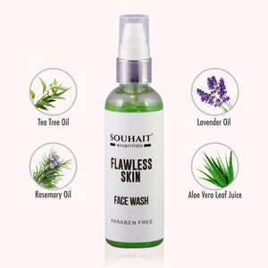 Flawless Skin Face Wash - 100ml