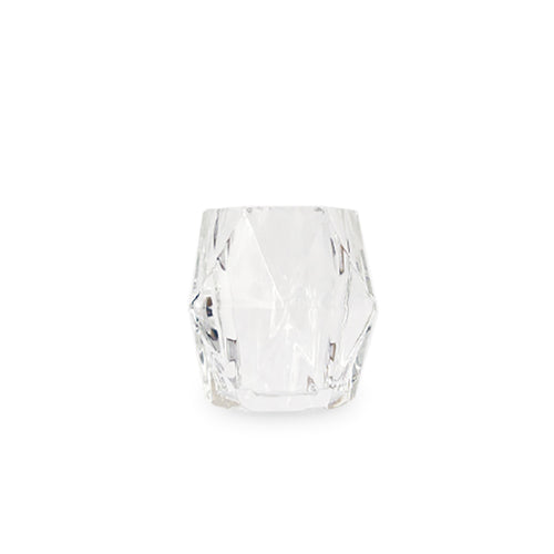 VOTIVE HOLDER - DIAMOND 9CM x 6CM