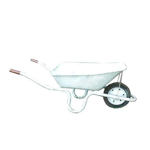 WHEELBARROW - WHITE
