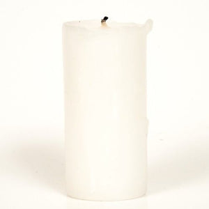 CANDLE - PILLAR - PREUSED ASSORTED HEIGHTS