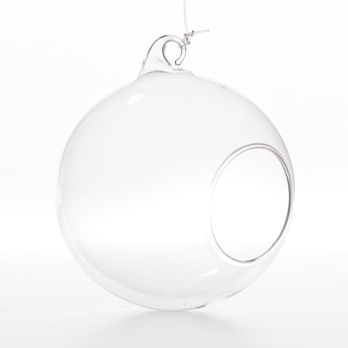 HANGING BUBBLE WITH HOLE SMALL 12CM X 9CM