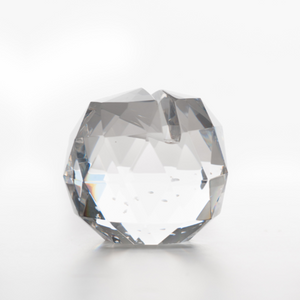 CARD HOLDER - CRYSTAL BALL (EXCL STATIONERY) 6CM X 6CM