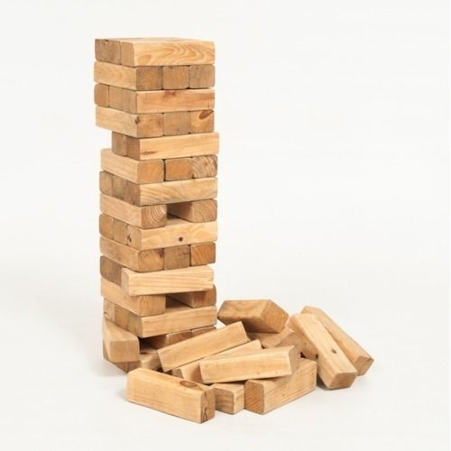LAWN GAMES - GIANT JENGA