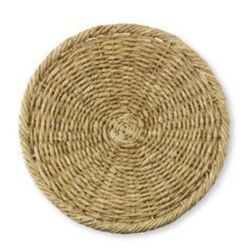 CHARGER PLATE - WOVEN GRASS