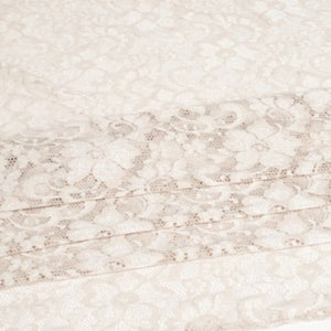 RUNNER - CHAMPAGNE LACE 3M X 65CM
