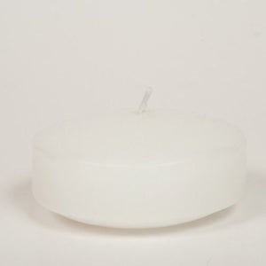 CANDLE - FLOATING LARGE 8CM X 4CM