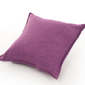SCATTER CUSHION - PURPLE 50CM X 50CM