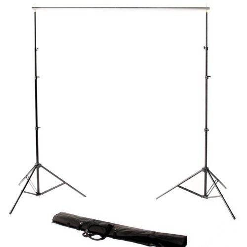 PHOTO BACKDROP STAND -ADJUSTABLE SIZE UP TO 3M X 3M