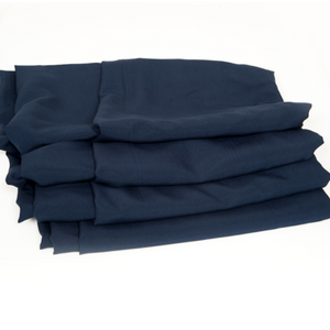 TABLE CLOTH - NAVY 3.3M X 3M