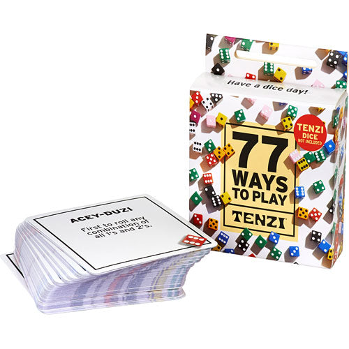 77 Ways To Play Tenzi - Southern Agriculture