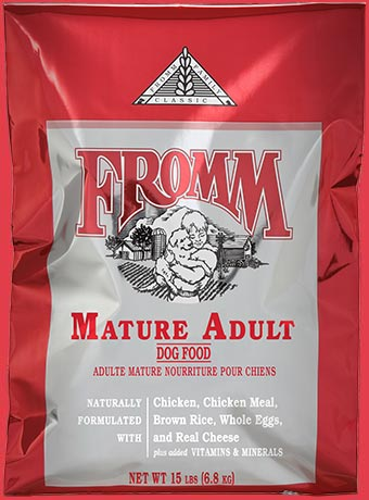 Fromm Classic Mature Adult Dog Food - Southern Agriculture