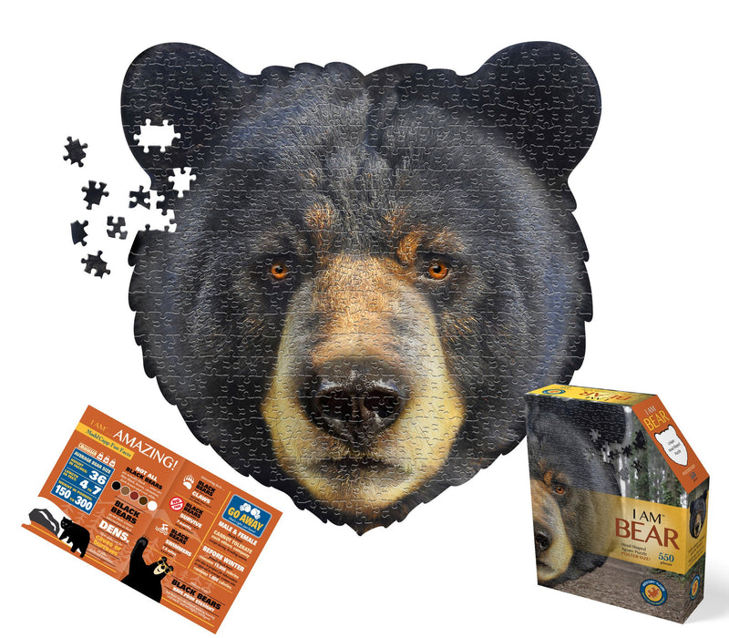 Madd Capp Puzzle: I AM Bear - Southern Agriculture