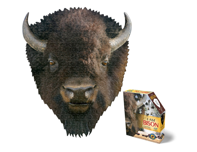 Madd Capp Puzzle: I AM BISON - Southern Agriculture