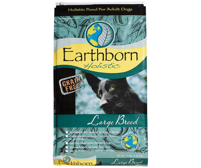 Earthborn Holistic - Large Breed, Adult Dog. Chicken Recipe - Southern Agriculture