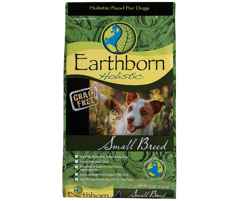 Earthborn Holistic- Small Breed, Adult Dog. Chicken Recipe - Southern Agriculture
