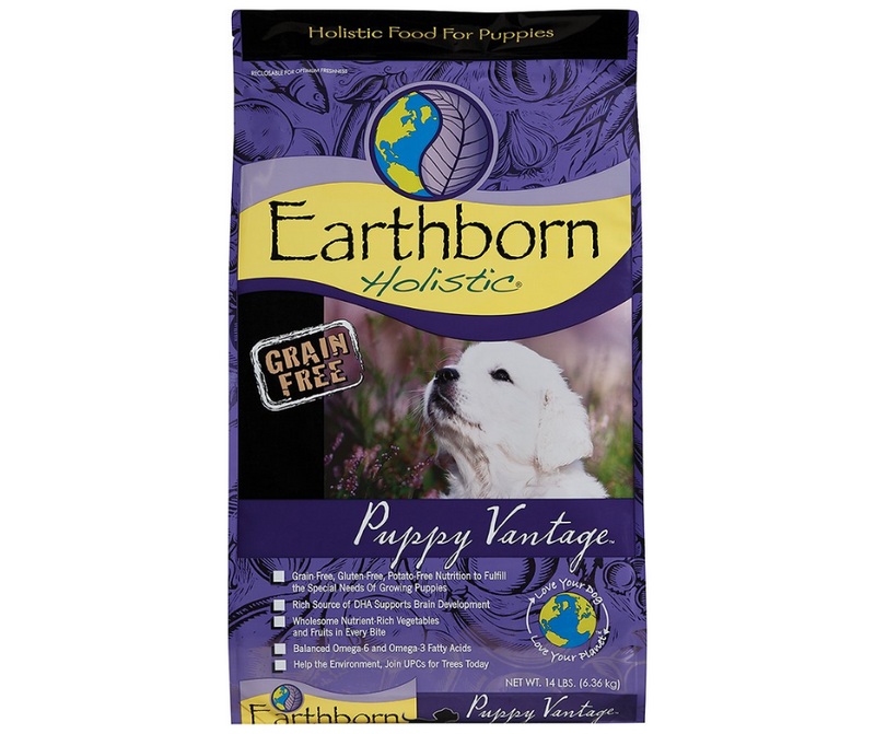 Earthborn Holistic - All Breeds, Puppy. Vantage Recipe - Southern Agriculture