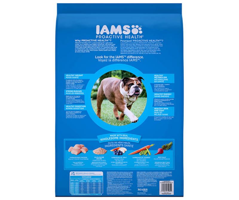 Iams Proactive Health - Healthy Weight, Adult Dog Recipe - Southern Agriculture