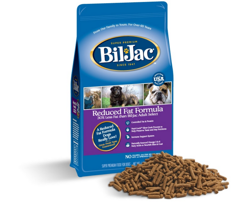 Bil Jac - All Breeds, Adult Dog.  Reduced Fat Formula - Southern Agriculture