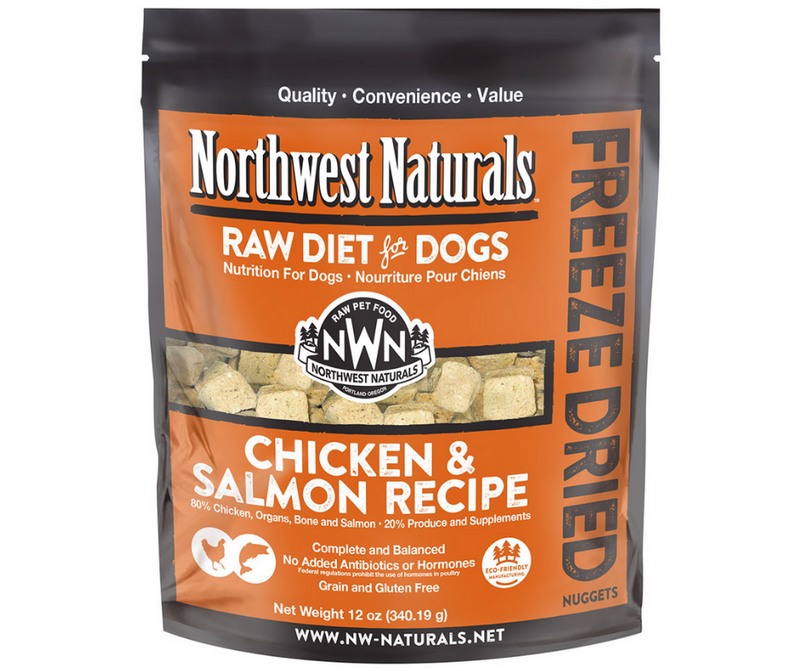 Northwest Naturals Freeze-Dried Chicken and Salmon Nuggets Recipe - Southern Agriculture