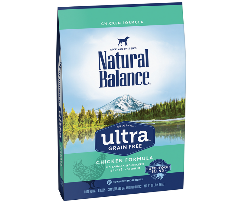 Natural Balance Original Ultra - All Breeds, Adult Dog. Grain Free Chicken Formula - Southern Agriculture