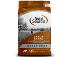 NutriSource - Large Dog Breed, All Life Stages. Grain Free Lamb Meal & Peas Recipe - Southern Agriculture