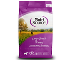 NutriSource - Large Breed, Puppy. Chicken and Rice Formula - Southern Agriculture
