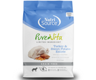 NutriSource Pure Vita -All Breeds, Adult Dog. Turkey & Sweet Potato Entrée - Southern Agriculture