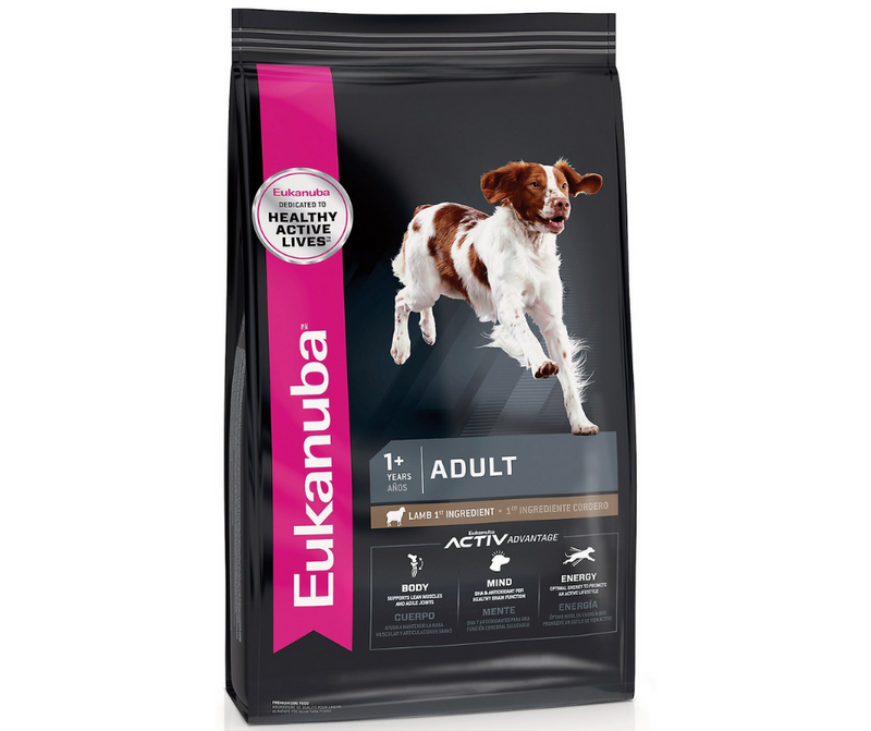 Eukanuba - Medium Breed, Adult Dog. Lamb Recipe - Southern Agriculture