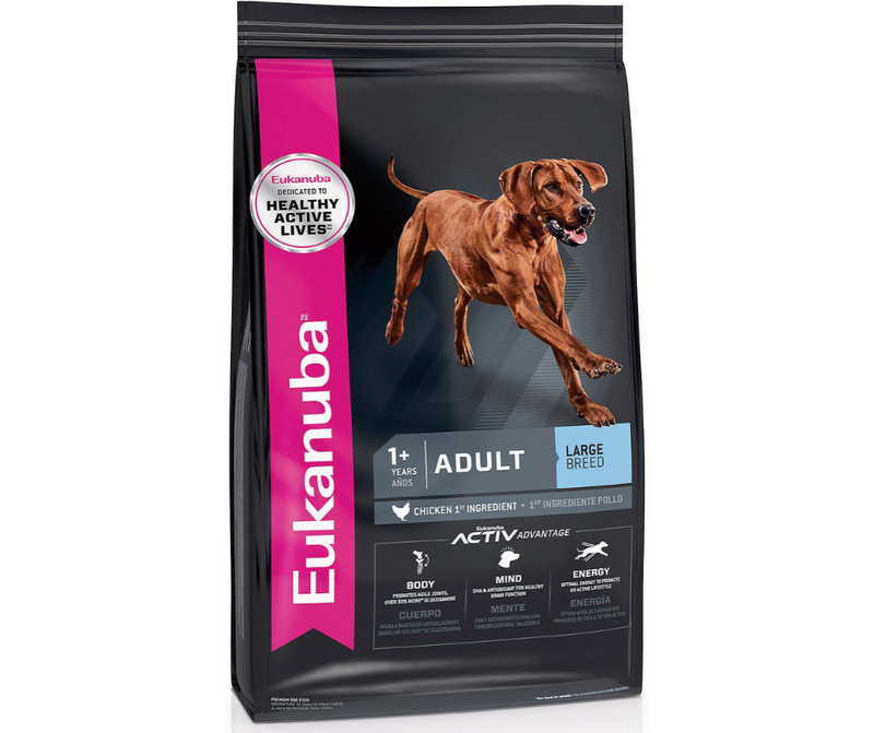 Eukanuba - Large Breed. Adult Dog. Chicken Recipe - Southern Agriculture