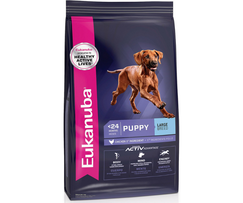 Eukanuba - Large Breed, Puppy. Chicken Recipe - Southern Agriculture