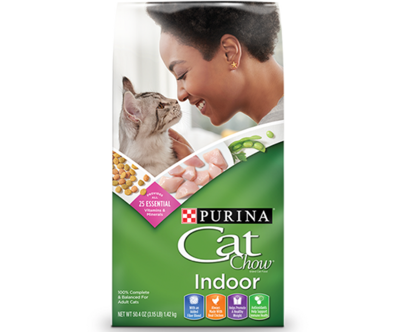 Purina Cat Chow - Indoor, Adult Cat. Chicken Recipe - Southern Agriculture
