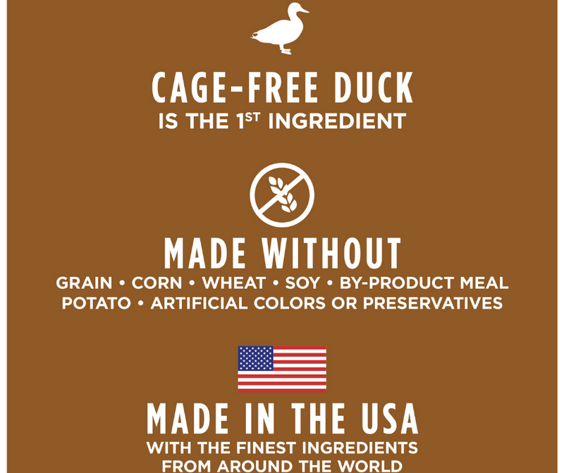 Nature's Variety, Instinct - All Cat Breeds, All Life Stages. Original Grain-Free, Real Duck Recipe - Southern Agriculture