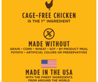 Nature's Variety Instinct - All Cat Breeds, All Life Stages. Original Grain-Free, Real Chicken Recipe - Southern Agriculture