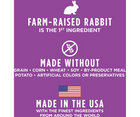 Nature's Variety, Instinct - All Cat Breeds, All Life Stages. Original Grain-Free, Real Rabbit Recipe - Southern Agriculture