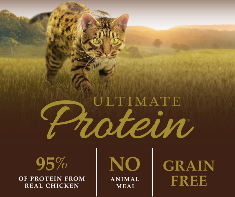 Nature's Variety Instinct, Ultimate Protein - All Breeds, Adult Cat.  Grain-Free, Cage-Free Chicken Recipe - Southern Agriculture