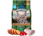 Blue Buffalo Wilderness, Rocky Mountain - All Breeds, Adult Cat. Rabbit Recipe - Southern Agriculture
