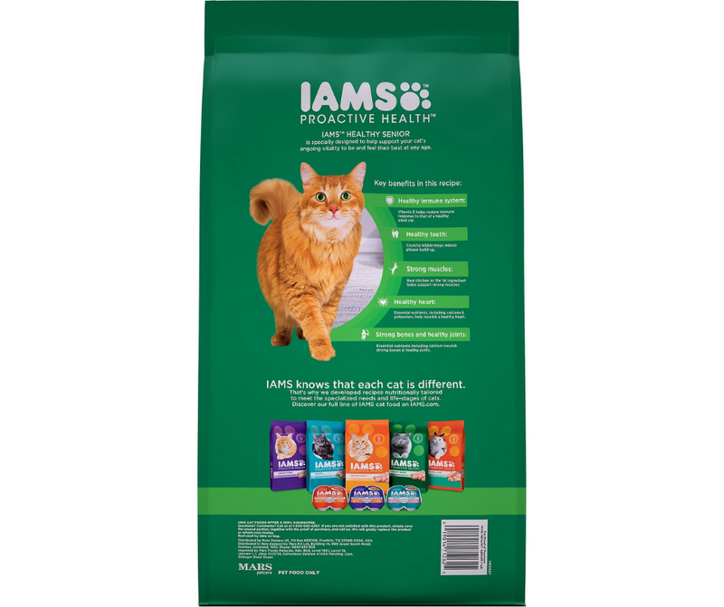 Iams Proactive Health - All Breeds. Healthy Senior Recipe - Southern Agriculture