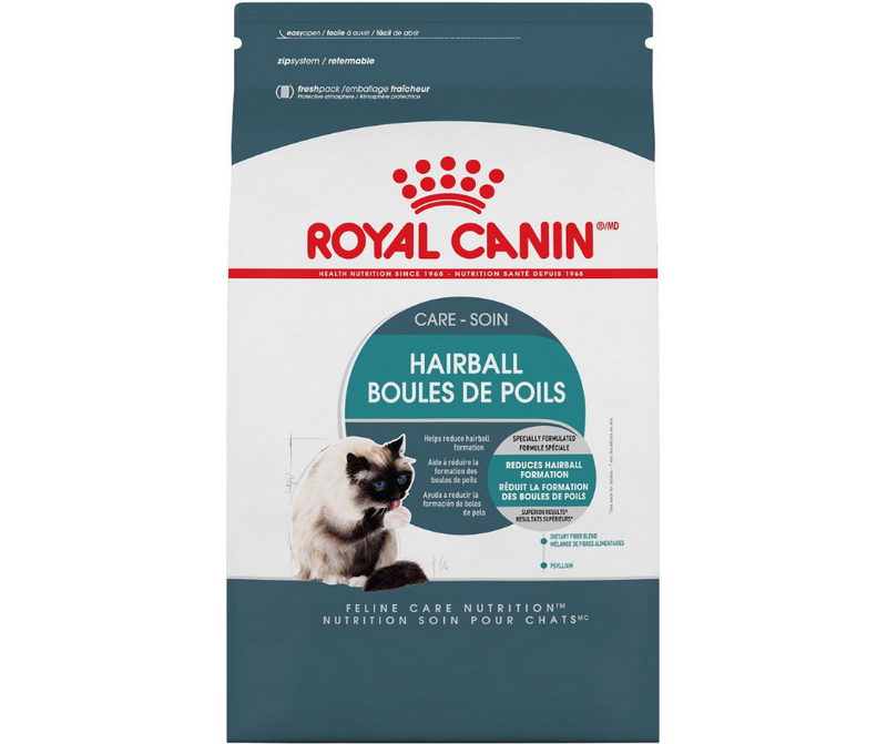Royal Canin Hairball Care - All Breeds, Adult Cat. Dry Cat Food - Southern Agriculture