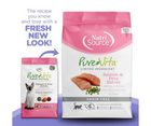 NutriSource Pure Vita - All Cat Breeds, All Life Stages. Grain Free Salmon & Peas Entrée Recipe - Southern Agriculture